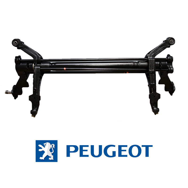 rear axle peugeot partner